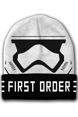 Star Wars Episode VII bonnet Stormtrooper