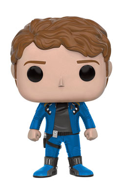 Star Trek Beyond POP! Vinyl figurine Chekov (Survival Suit) 9 cm