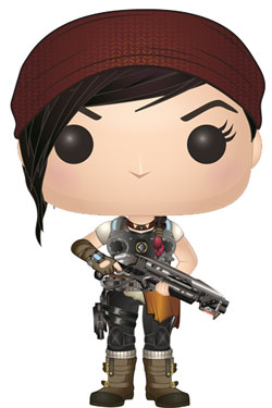 Gears of War POP! Games Vinyl Figurine Kait Diaz 9 cm
