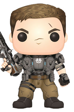 Gears of War POP! Games Vinyl Figurine JD Fenix 9 cm