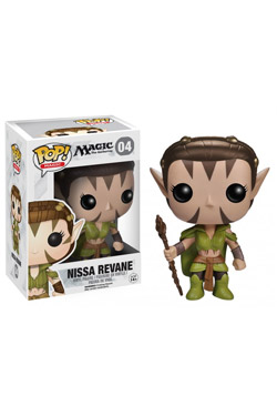 Magic the Gathering POP! Vinyl figurine Nissa Revane 10 cm