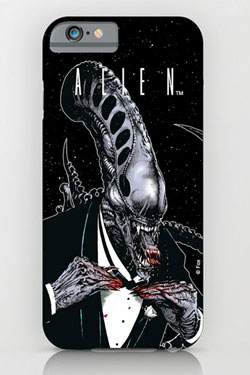coque iphone 6 extraterrestre