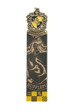 Harry Potter marque-page Hufflepuff