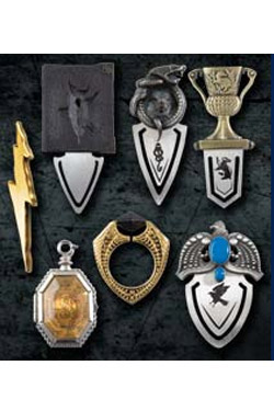 Harry Potter set marque-pages The Horcrux Collection