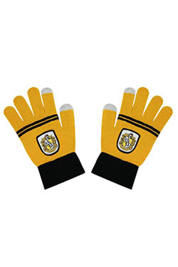 Harry Potter gants E-Touch Hufflepuff