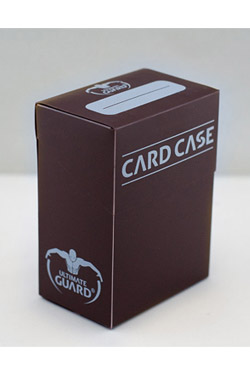 Ultimate Guard boîte pour cartes Card Case taille standard Marron
