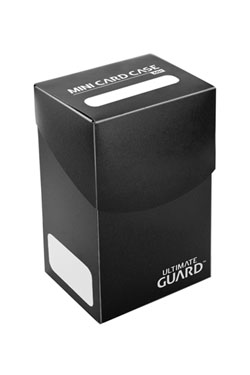 Ultimate Guard boîte pour cartes Mini Card Case 60+ Noir
