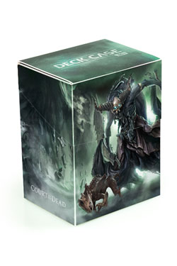 Court of the Dead Basic Deck Case 80+ taille standard Death's Executioner I