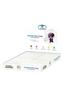 Ultimate Guard Protective Case présentoir boîtes de protection pour figurines Funko POP!™ (40)