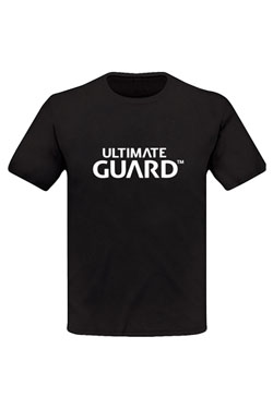 Ultimate Guard T-Shirt Wordmark Noir (XXL)