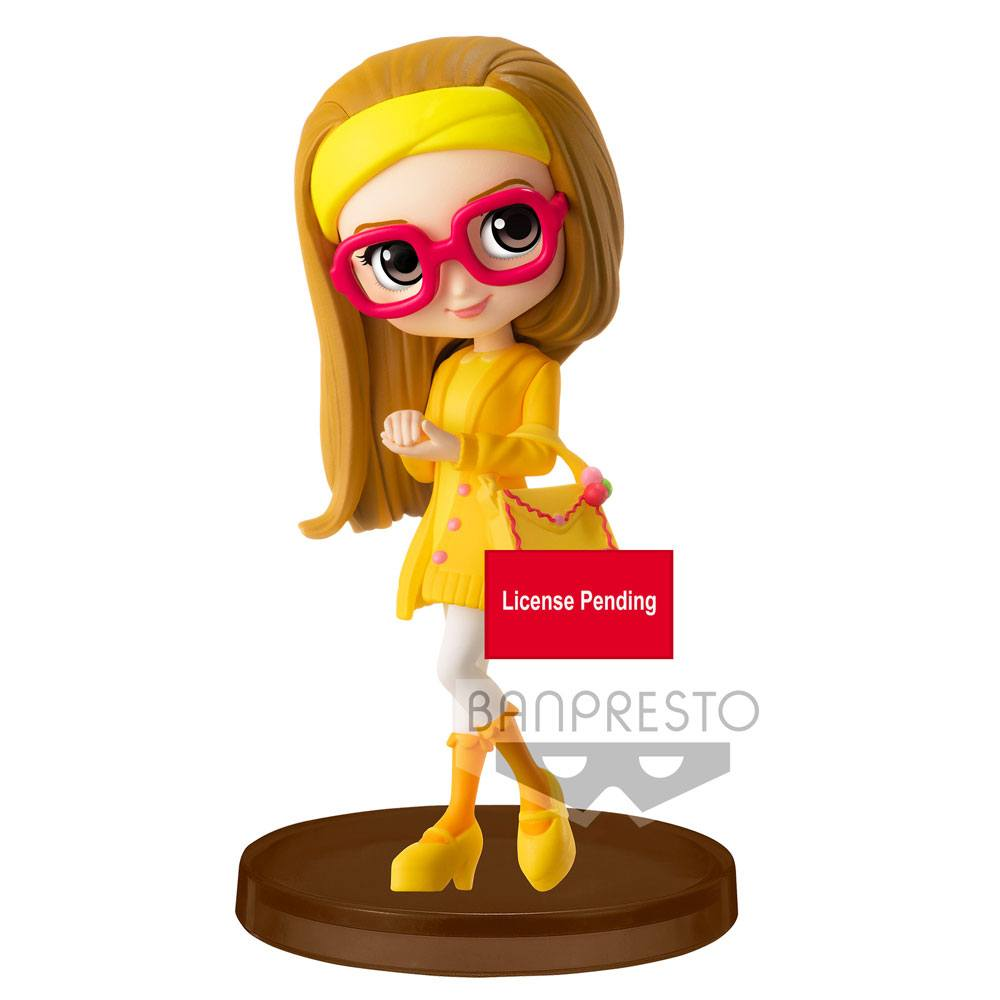Disney figurine Q Posket Honey Lemon 7 cm