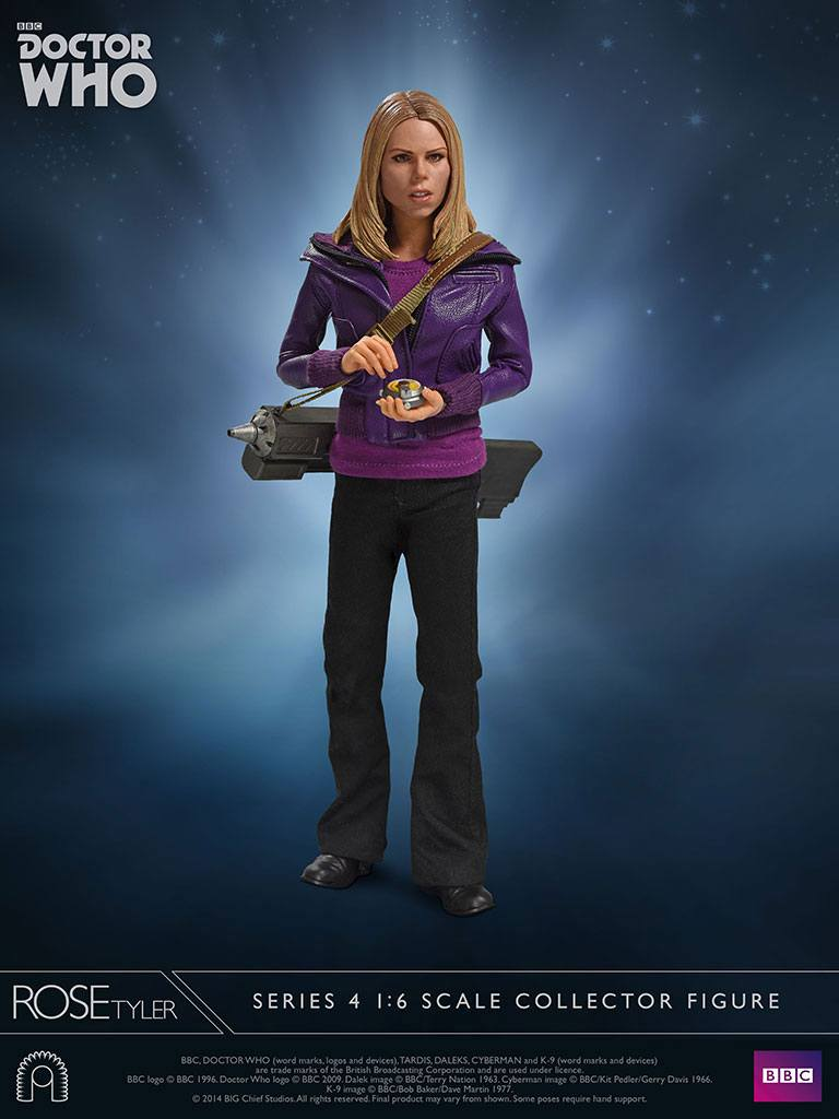 Doctor Who figurine 1/6 Collector Figure Series Rose Tyler Series 4 30 cm