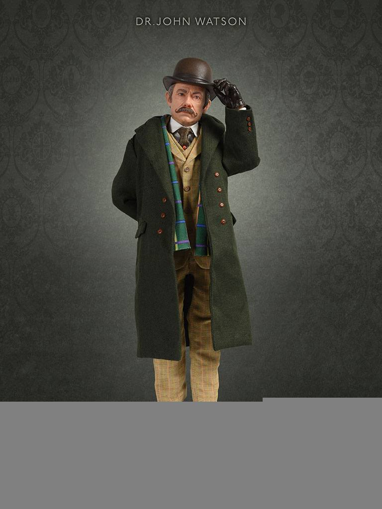 Sherlock figurine 1/6 Collector Figure Series Dr. John Watson The Abominable Bride 30 cm