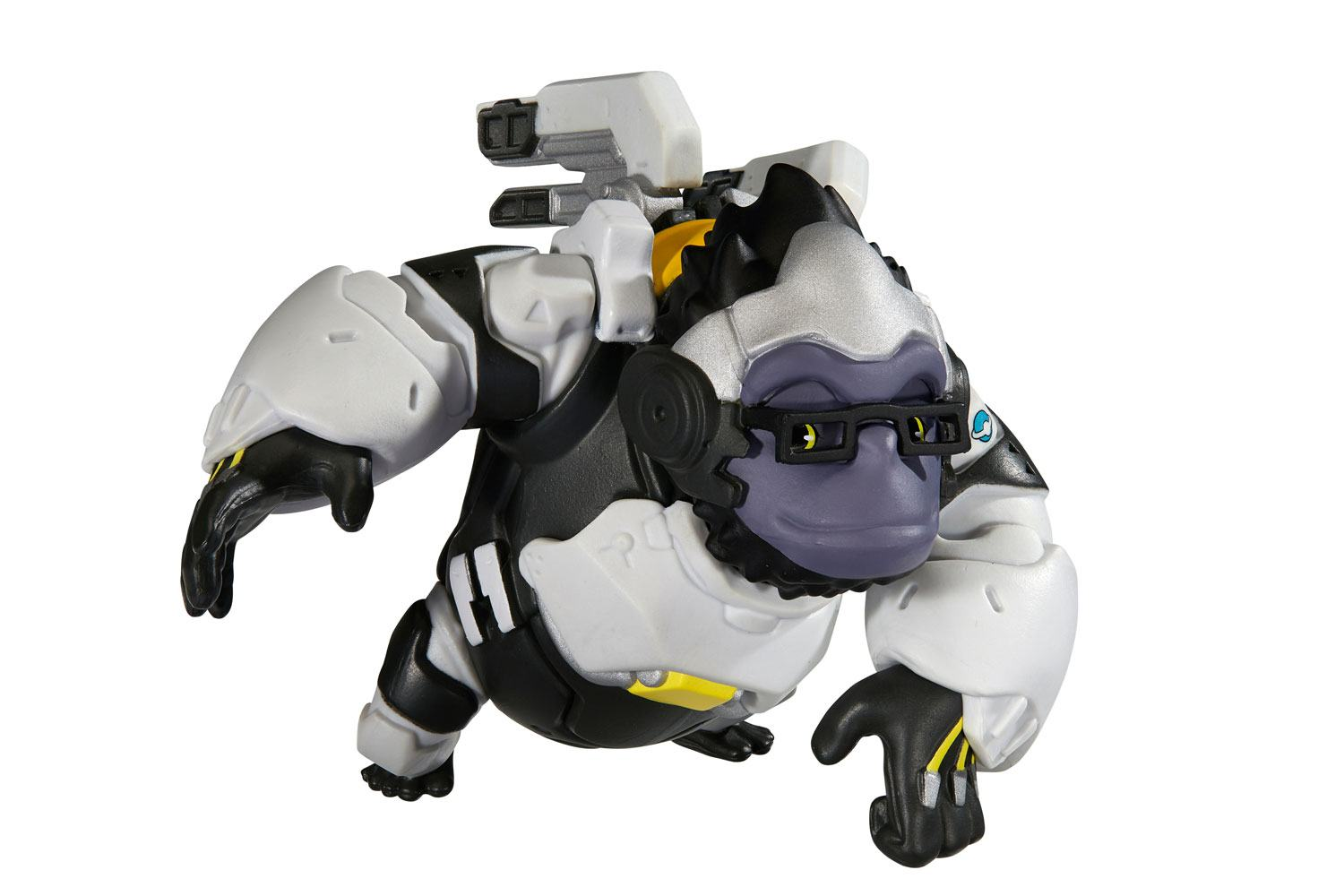 Overwatch figurine vinyle Cute but Deadly Medium Winston 10 cm