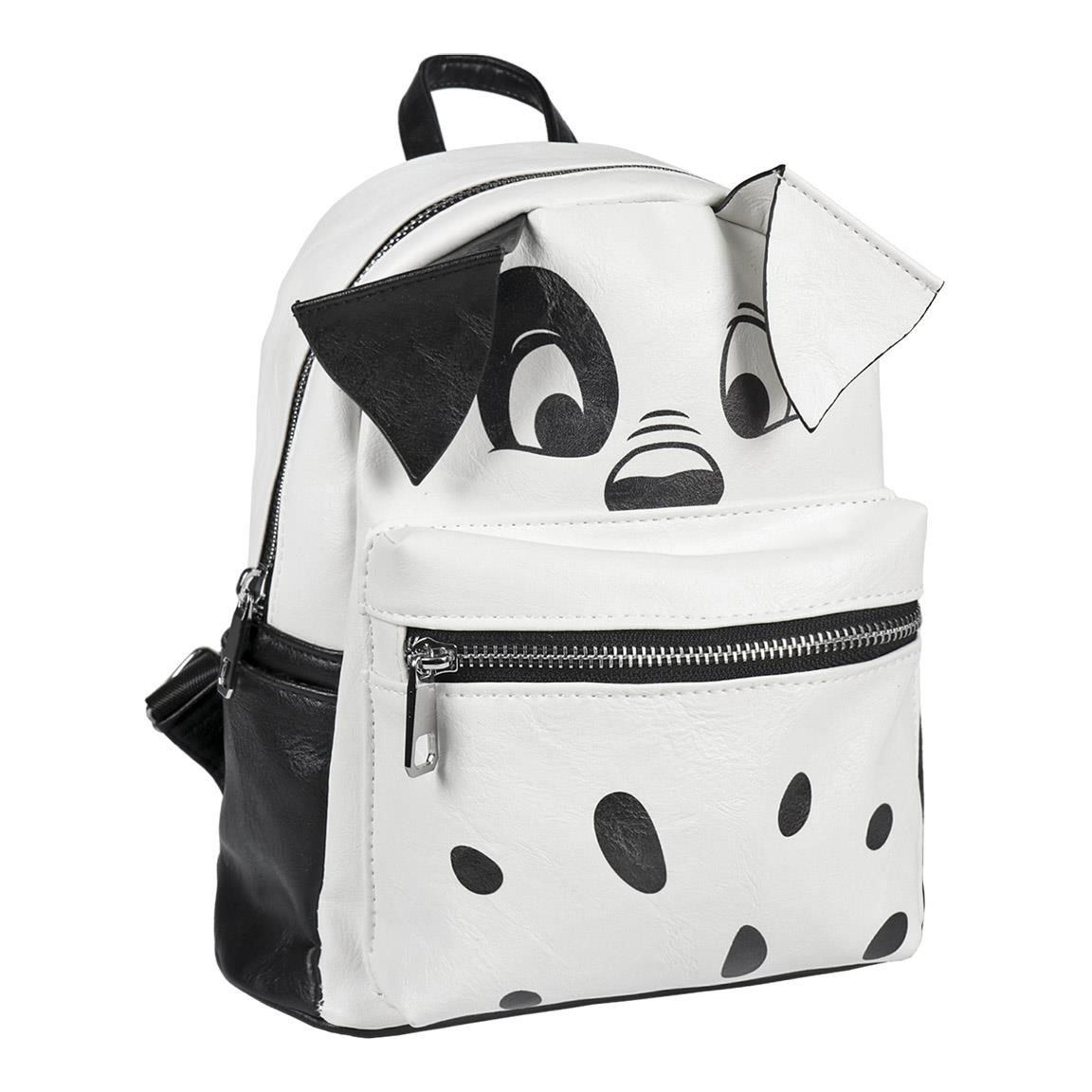 Les 101 Dalmatiens sac à dos Casual Fashion Patch 22 x 25 x 11 cm