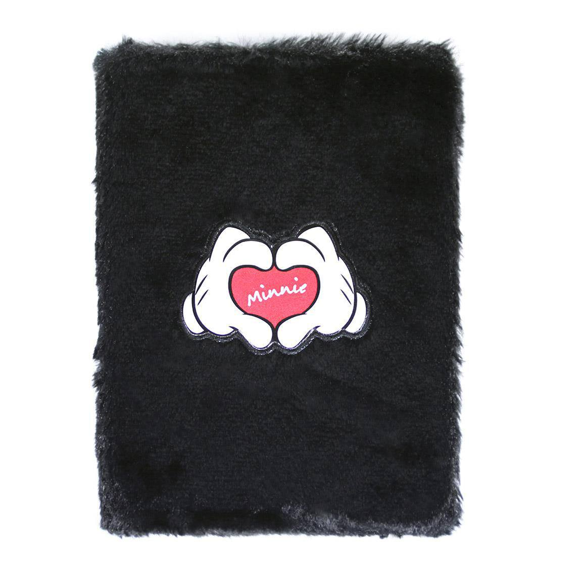 Disney carnet de notes peluche Premium A5 Minnie