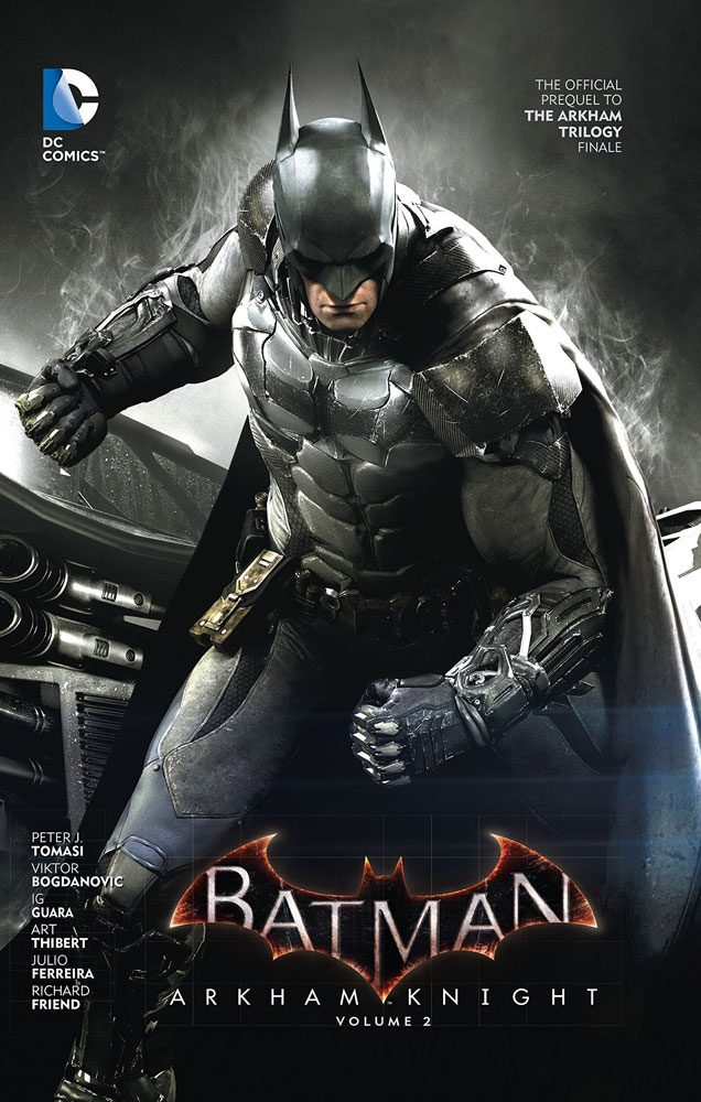DC Comics bande dessinée Batman Vol. 2 Arkham Knight by Peter Tomasi *ANGLAIS*