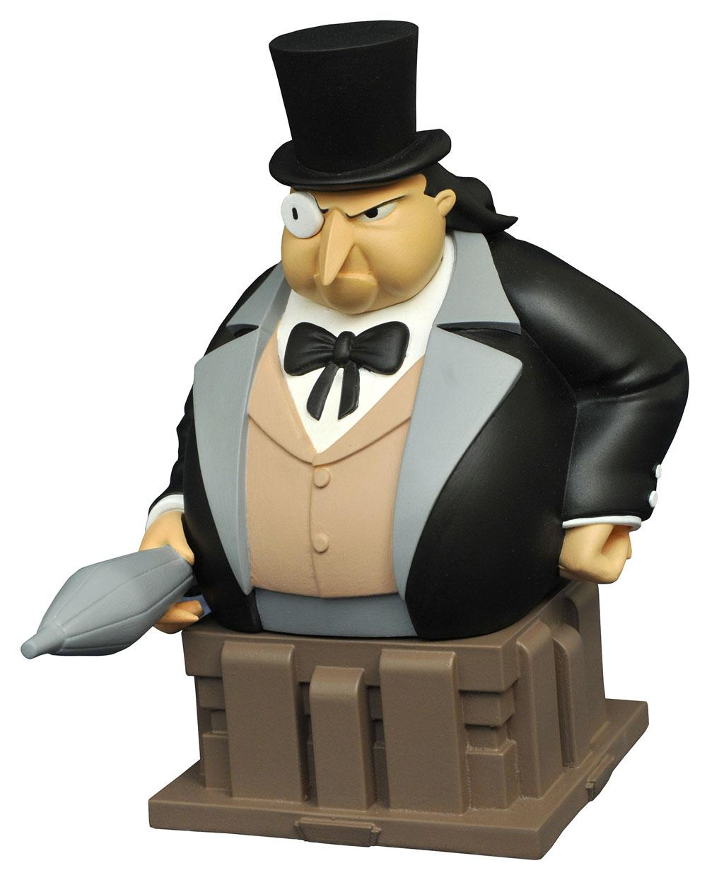 Batman The Animated Series buste The Penguin 15 cm