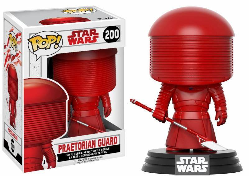Star Wars Episode VIII POP! Vinyl Bobble Head Praetorian Guard 9 cm