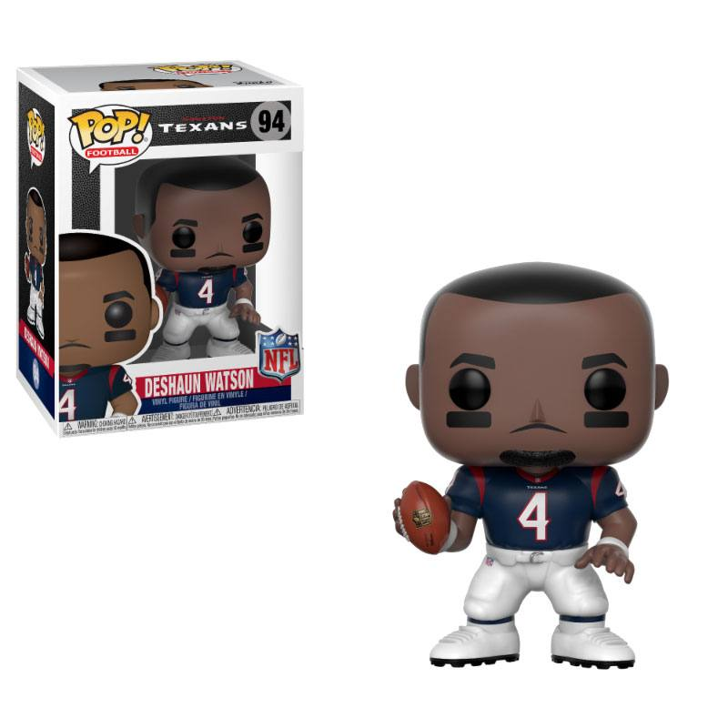 NFL Figurine POP! Football Vinyl Deshaun Watson (Texans) 9 cm