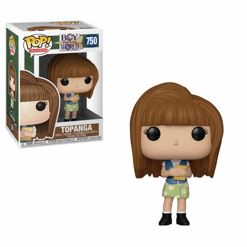 Incorrigible Cory Figurine POP! TV Vinyl Topanga 9 cm