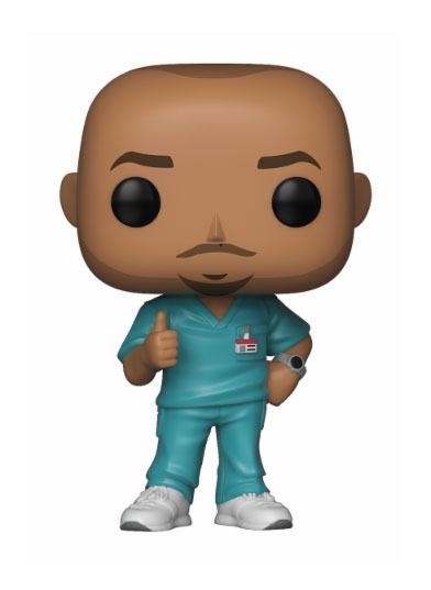 Scrubs Figurine POP! TV Vinyl Turk 9 cm