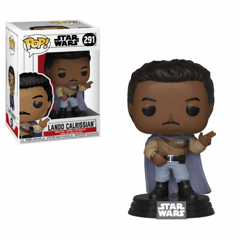 Star Wars Figurine POP! Movies Vinyl General Lando 9 cm
