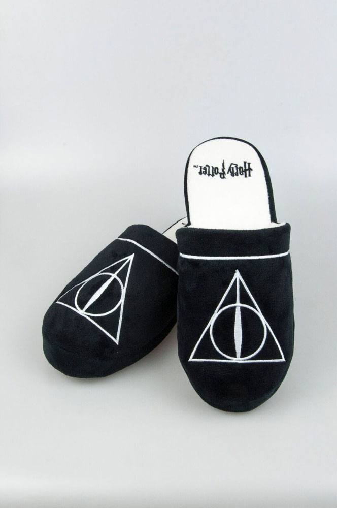 Harry Potter chaussons Deathly Hallows (L)