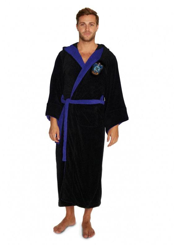 Harry Potter peignoir de bain Ravenclaw