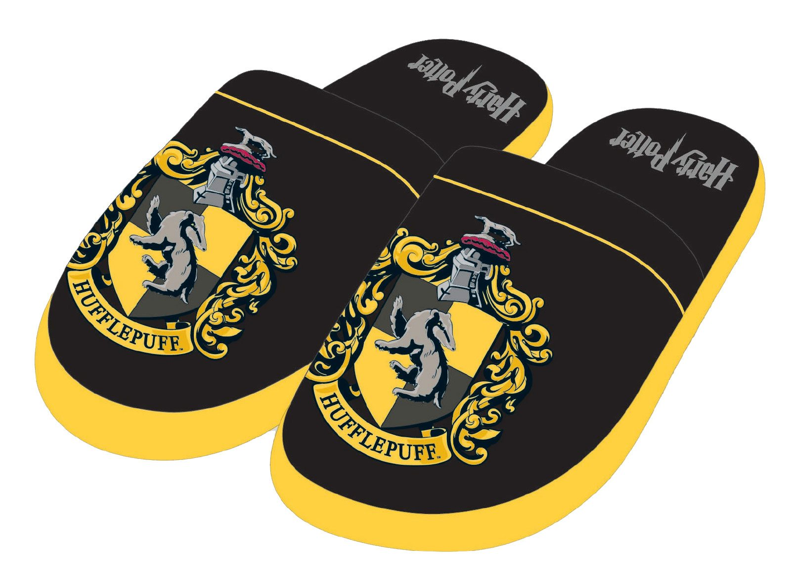 Harry Potter chaussons Hufflepuff (L)