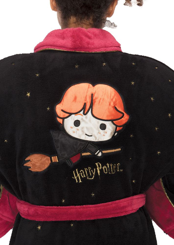 Harry Potter peignoir de bain femme Kawaii Ron Weasley