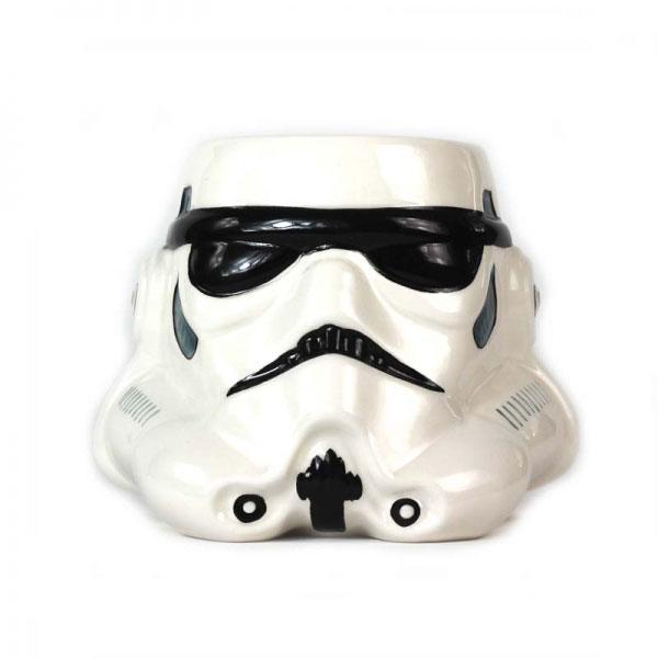 Star Wars mug Shaped Stormtrooper Helmet
