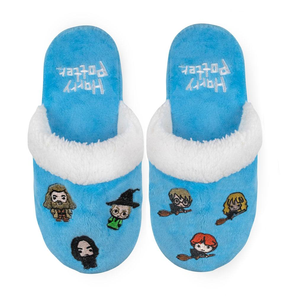 Harry Potter chaussons enfant Hogwarts Kawaii (M/L)