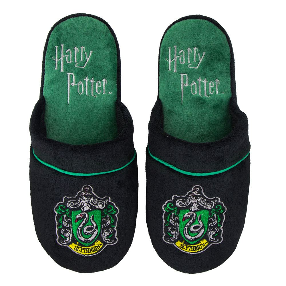 Harry Potter chaussons Slytherin  (S/M)
