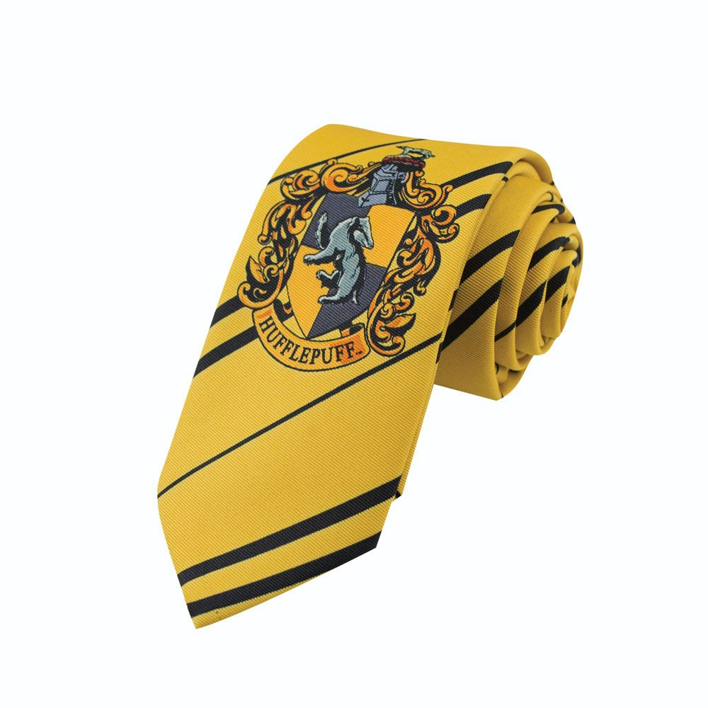 Harry Potter cravate enfant Hufflepuff