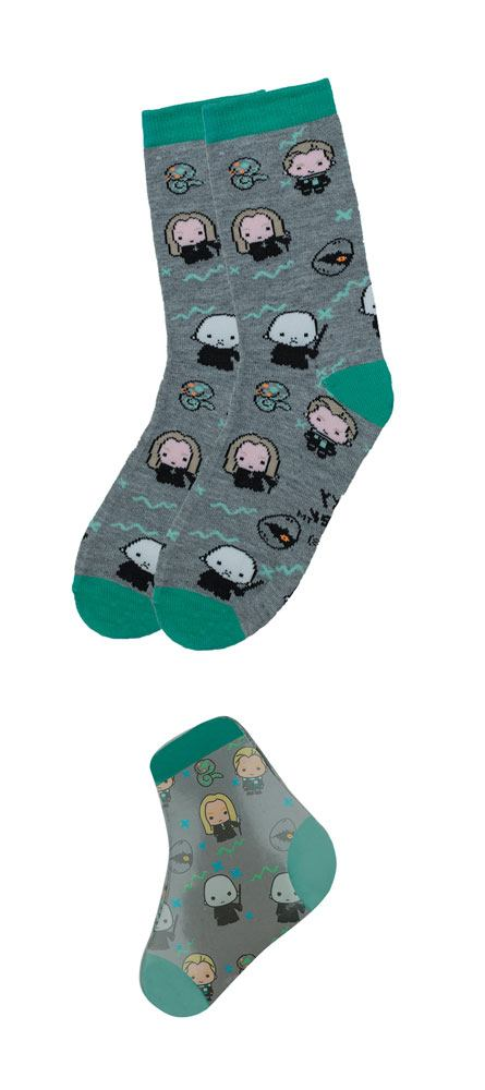 Harry Potter chaussettes magiques Single Pack Dark Arts