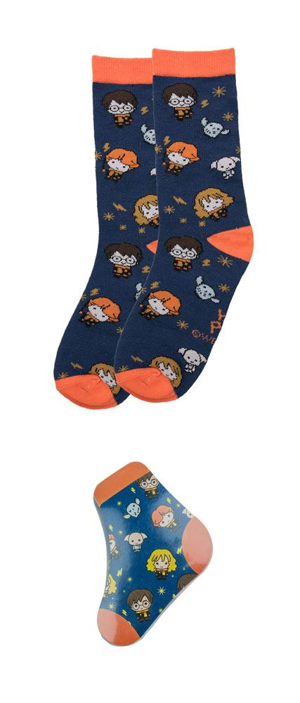 Harry Potter chaussettes magiques Single Pack Starry Night Kawaii