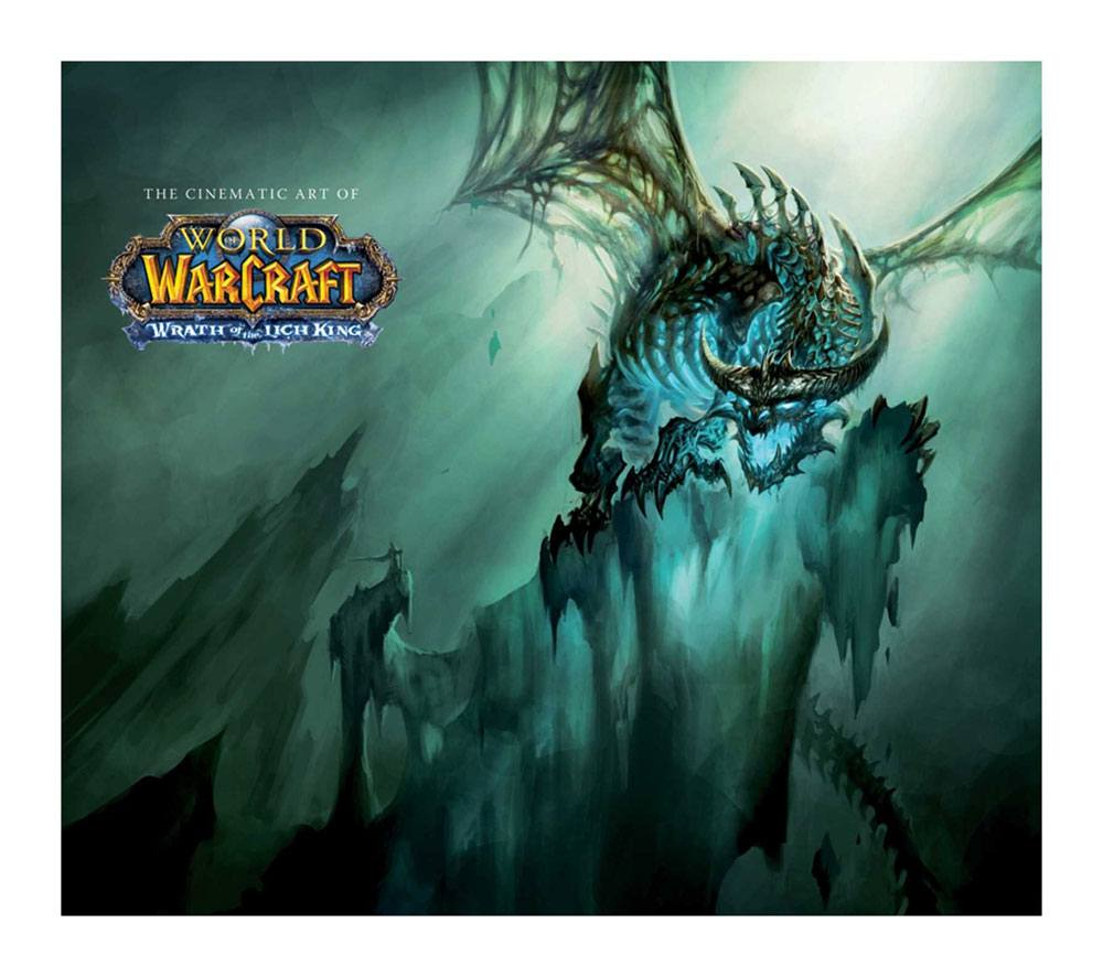World of Warcraft Art book The Cinematic Art of World of Warcraft *ANGLAIS*