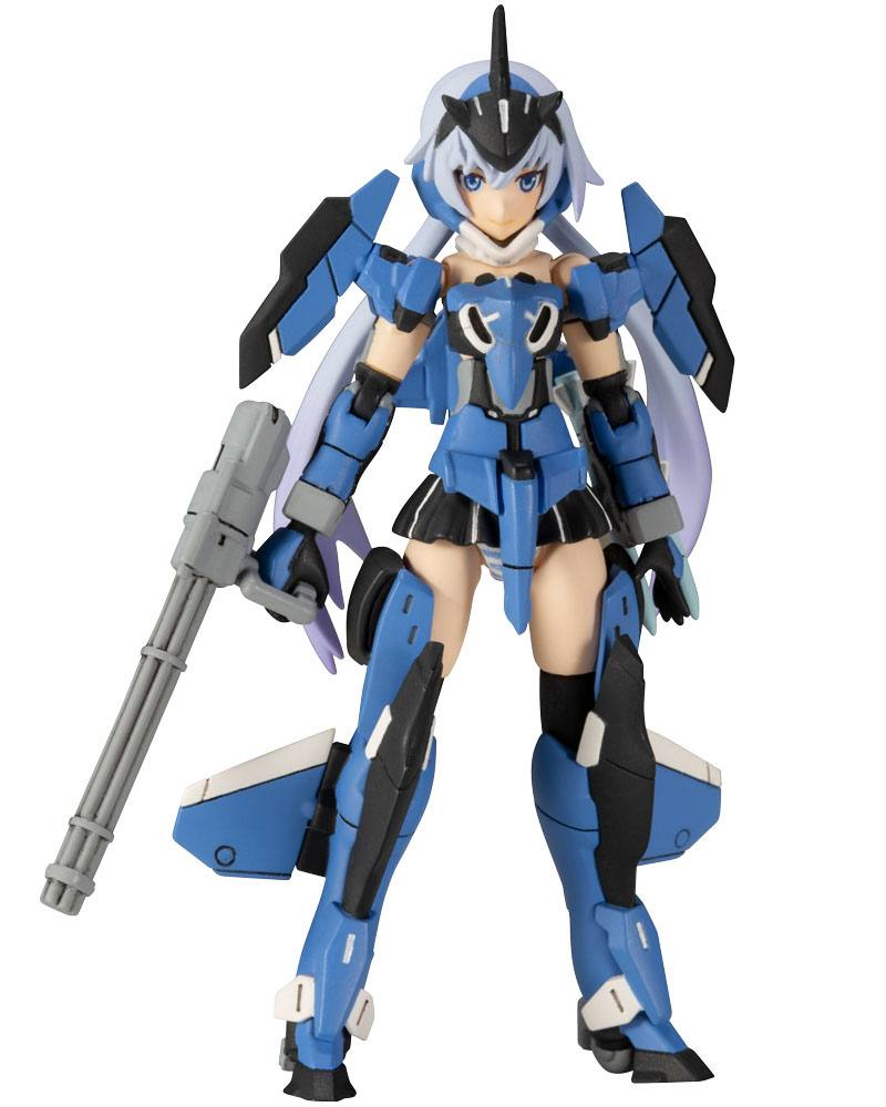 Frame Arms Girl figurine Plastic Model Kit Hand Scale Girl Stylet 8 cm