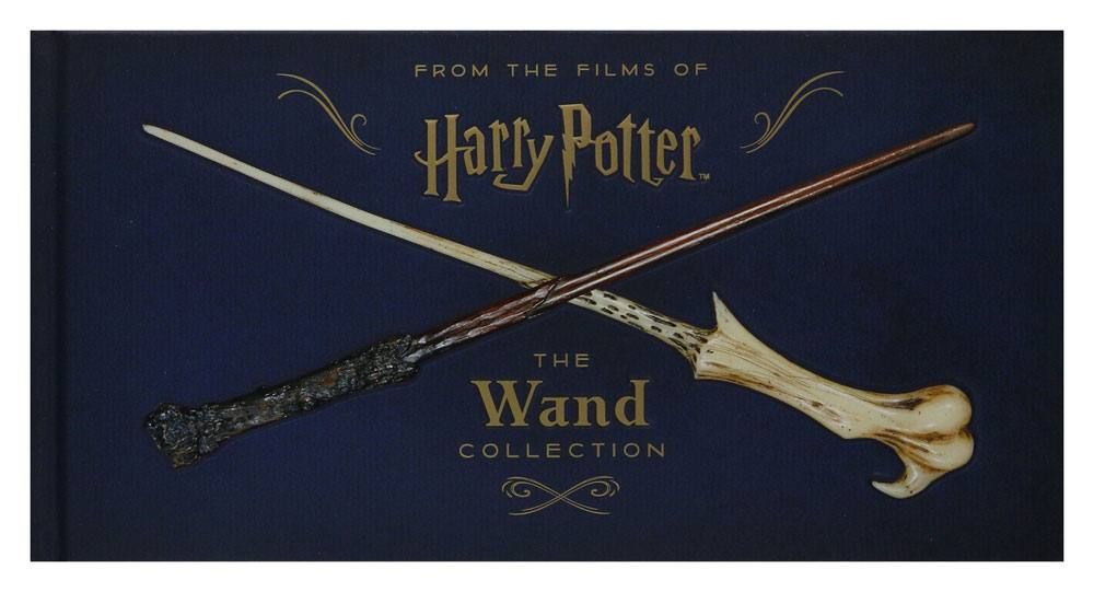Harry Potter book The Wand Collection Lootcrate Exclusive *ANGLAIS*