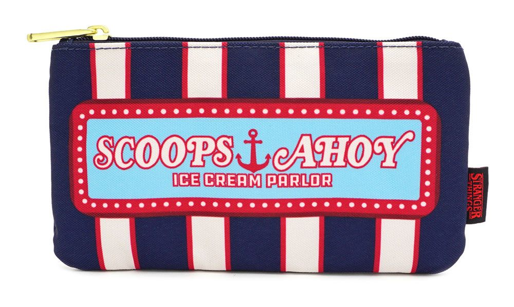 Stranger Things by Loungefly sac cosmétique Scoops Ahoy
