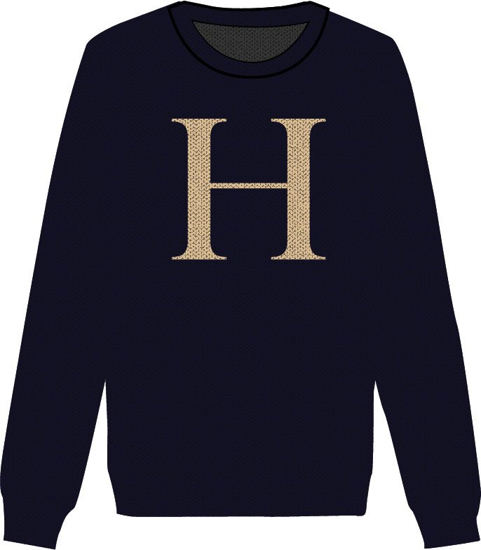 Harry Potter Sweater Christmas Harry  (S)