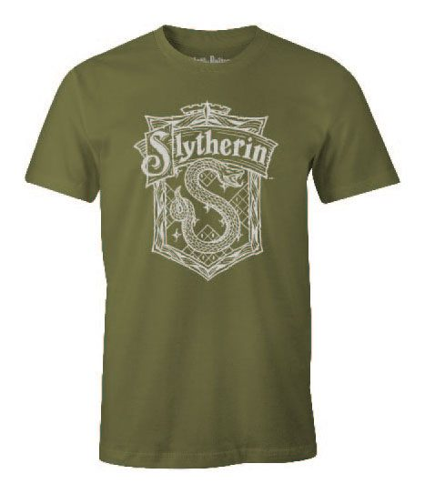 Harry Potter T-Shirt Slytherin School (XL)