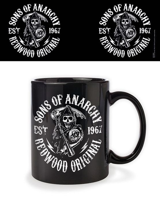 Sons of Anarchy mug Redwood Original