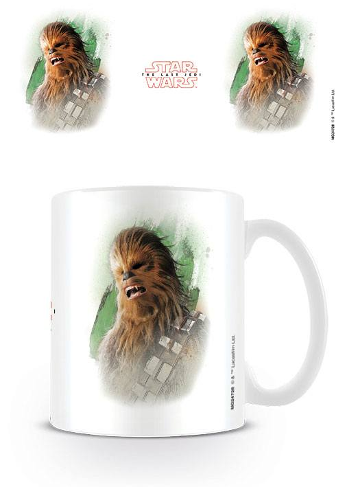 Star Wars Episode VIII mug Chewbacca Brushstroke