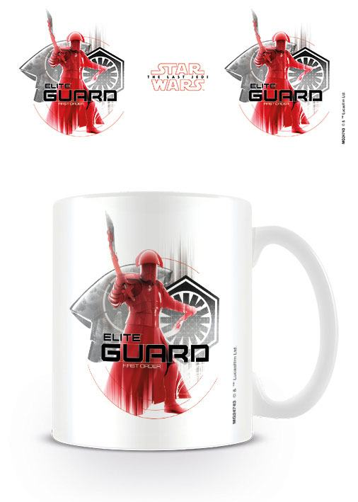 Star Wars Episode VIII mug Elite Guard Icons