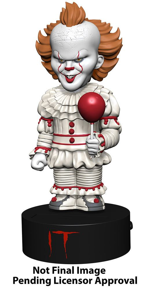 « Il » est revenu 2017 Body Knocker Bobble Figure Pennywise 16 cm