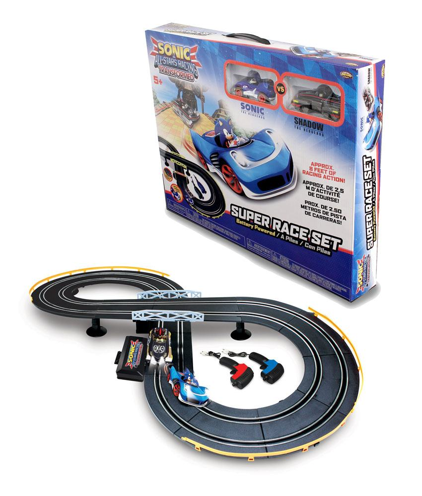 Sonic & All-Stars Racing Transformed circuit Sonic & Shadow