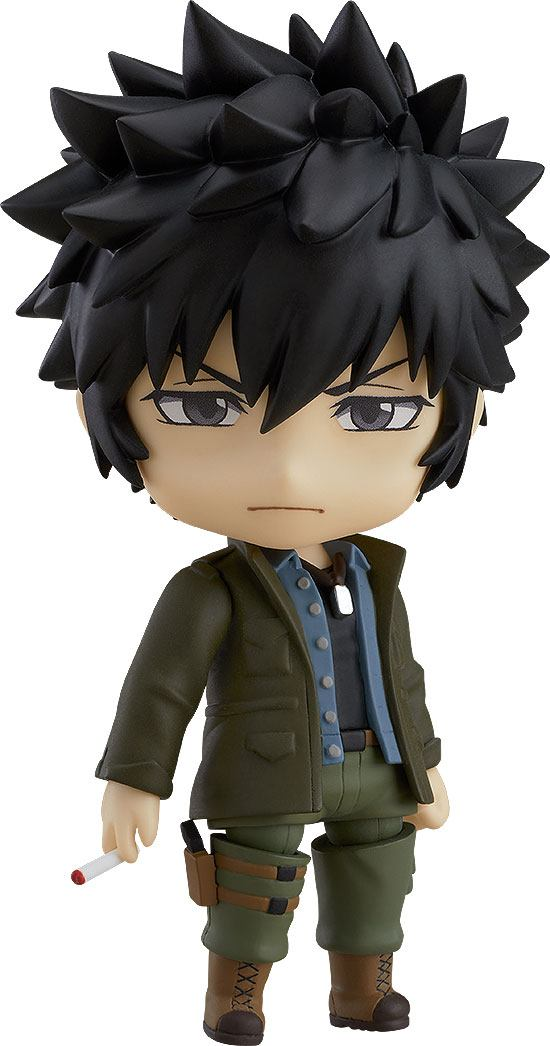 Psycho-Pass Sinners of the System figurine Nendoroid Shinya Kogami SS Ver. 10 cm
