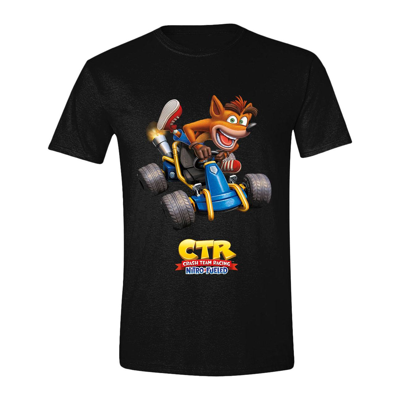 Crash Team Racing T-Shirt Crash Car (XL)